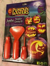 Pumpkin Masters Jumbo Pumpkin Carving Kit Halloween