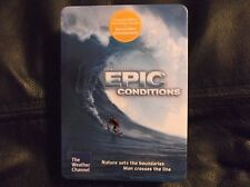 Epic Conditions Collectors Edition. The Weather Channel. 5 Disc DVD 628261055395