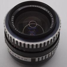Excellent Carl Zeiss Jena Flektogon 35mm F2.8 M42 mount
