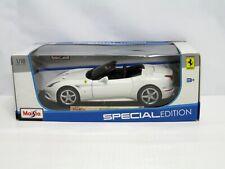 Maisto Special Edition 1:18 scale ~ Ferrari California T