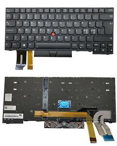 Lenovo ThinkPad T480s L480 L380 T490 Tastatur Keyboard Backlight Skandinavisch