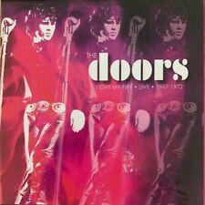 The Doors Light My Fire Live 1967-72 6 x CD Box Set inc Seattle, Vancouver