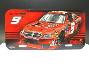 Kasey Kahne License Plate Plastic Shield 30 CM, Nascar Motorsport
