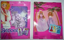 Tenue vintage Barbie 1863 SKIPPER JEWEL SECRET Mattel 1986 NEW in box NEUF