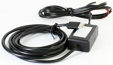 Festeinbau USB-C Ladegerät/Konverter 12/24V (10-28V auf 5V, max. 15W, 3m)