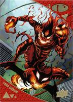 2019 Marvel Premier #34 Gold Parallel 11/15 Red Goblin Spider-Man