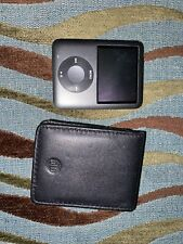 Apple iPod Nano (3rd Gen) 8GB MP3 Music Player Untested Free Shipping