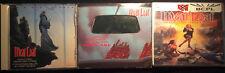 Meat Loaf 3CDs- Hang Cool Teddy Bear, Objects Rear View Mirror, Rock Roll Dreams