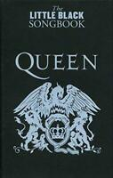 The Little Black Songbook Of Queen by Various, NEW Book, FREE & Fast Delivery, (