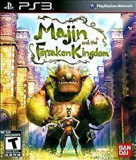 *NEW* Majin and the Forsaken Kingdom - PS3