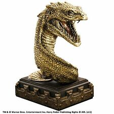 Official Harry Potter Basilisk Bookend Serpent Book Noble Collection Film Gift
