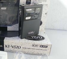 1 x TOSHIBA KT-V870 NEW walkman