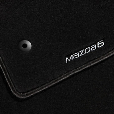 Genuine Mazda 6 Saloon Luxury Carpet mat set 2012-2017