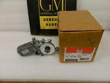 NOS GM Delco Windshield Lift Motor 1990-2005 Buick GMC Chevrolet 22143946