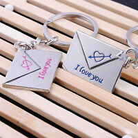 SILVER I LOVE YOU BIRTHDAY GIFT FOR HUSBAND WIFE BOY GIRLFRIEND WOMAN MEN KR20