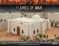 Desert Administration Building - Fully Painted - BB224 Flames of War