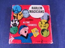 Vintage 8mm movie Harlem Magicians Basketball sp-5254 NIce 1950's