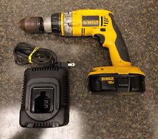 """Dewalt DW989 18V NiCd Heavy Duty 1/2"""" Cordless Hammer Drill - NICE"""