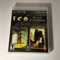 The Ico & Shadow of the Colossus Collection (Sony PlayStation 3 PS3)