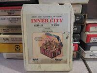 INNER CITY Original Broadway Cast (8-Track Tape)