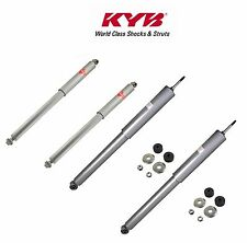 New Jeep Wrangler 1987-1995 Front & Rear Shock Absorber Kit KYB Gas-a-Just