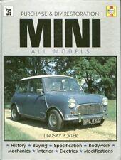 MINI SALOON , TRAVELLER & COOPER ( 1959 - 1991 ) DIY RESTORATION MANUAL