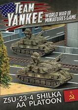 Team Yankee: Soviet Union ZSU 23-4 Shilka AA Tank (x2) (TSBX05)