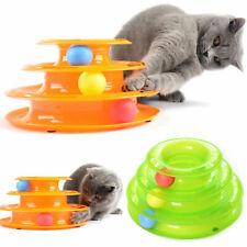 Disco de Bola Loca Divertida Mascota Gato Juguetes Interactivos Placa de diversiones trilaminar Juguete