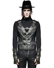 Faux Leather Coats & Jackets Punk Rave for Men