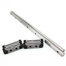THK Linear Block Bearing & Rail Set 4x Bearing HR1530 2x 400mm Guide Rails 51078