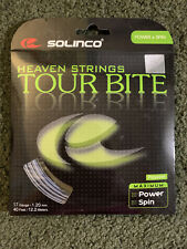 Solinco Tour Bite 17 Gauge 1.20mm Tennis String New
