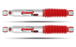 Rancho RS9000XL Rear Shock Absorber Pair For Ford Pickup Ranger F-550 4WD 2WD