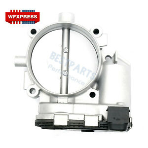 Genuine THROTTLE BODY For MERCEDES Benz SL350 GL450 GL550 ML550 S550 C219 CLS500