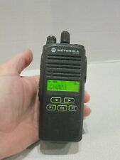 MOTOROLA CP185 VHF 136-174MHz 16ch Two Way Radio AAH03KEF8AA7AN