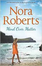 Mind Over Matter by Nora Roberts, New Book