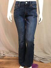 Lucky Brand Jeans, Women's Size Reg 0/25, Regular Inseam 30, Blue Denim