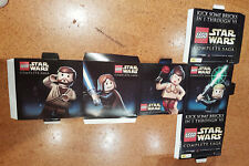 2006 LEGO SHOP PS3 XBOX CARDBOARD CUBE STAR WARS ADVERTISING Promotional DISPLAY