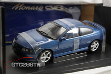 AUTOart 1:18 scale Holden V2 Monaro CV8 coupe -Blue (2004 Pontiac GTO in U.S)