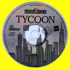 Monopoly Tycoon en PC CD-ROM de Infogrames