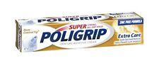 PoliGrip Super, Denture Adhesive Cream, Extra Care - 2.2 oz Each