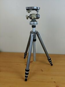 Gitzo Gilux Weekend Tripod with Gitzo brevete SGDG Made in France for Camera