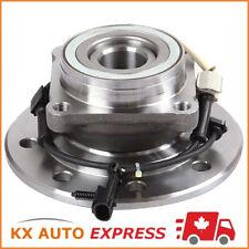 Front Wheel Hub & Bearing Assembly for Chevrolet & GMC K1500 K2500 K3500 Trucks