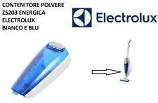 CONTENITORE POLVERE SERBATOIO ELECTROLUX ORIGINALE ENERGICA ZS203 bianco/blu