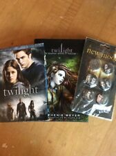 Twilight Saga, Graphic Novel DVD Special Edition New Moon Pins New New New