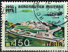 Italy Airforce Academy Fighter stamp 1973
