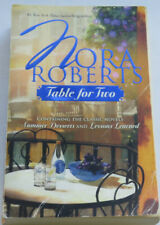 Table for Two: Summer Desserts & Lessons Learned by Nora Roberts Paperback Book