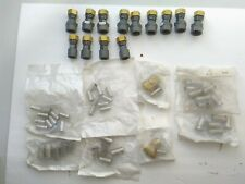 Lot Of Plumbing Pex Fittings Vanguard Stiffeners Adapters Parts Misc