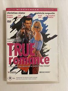 True romance (DVD,R4)