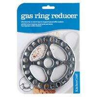Gas Reducer Ring For Small Pans - Kitchen Craft Kc