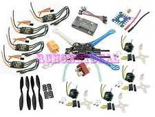 S500 Quadcopter CF PCB Frame Kit W/ APM2.8 A2212 800KV Motor 30A Simonk Esc 1045